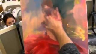 Уроки рисования и живописи для начинающих  Новый Боб Росс   Игорь Сахаров