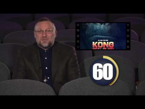 REEL FAITH 60 Second Review of KONG: SKULL ISLAND