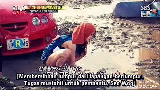 Episode Lucu Running Man 213 - Seo Woo