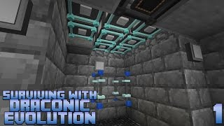 Surviving With Draconic Evolution :: E01 - Fusion Crafting