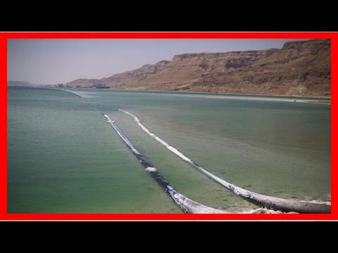 News-Israel to suspend the two seas Canal project