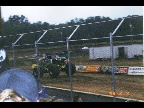 Monster Jam Hagerstown Speedway 2005