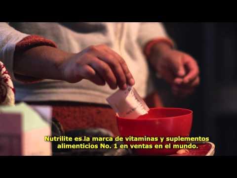 Mensaje de Steve Van Andel sobre Nutrilite Little Bits