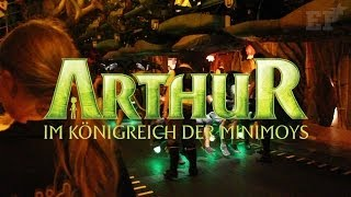 Arthur Im Königreich der Minimoys - Complete Experience [Europa Park HD]