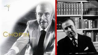 Claudio Arrau - Chopin Valse No.16 E, Op. Posth