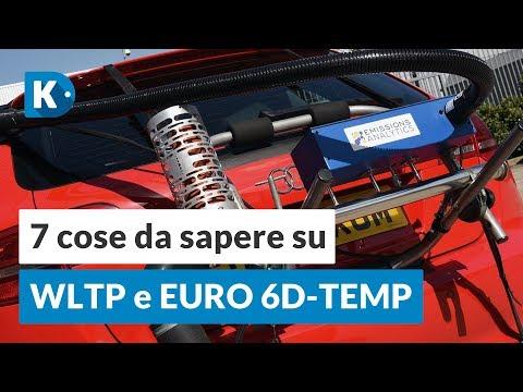 Che Confusione!! WLTP, Euro 6.2, Euro 6D-TEMP | Cerchiamo Di Capirci Qualcosa