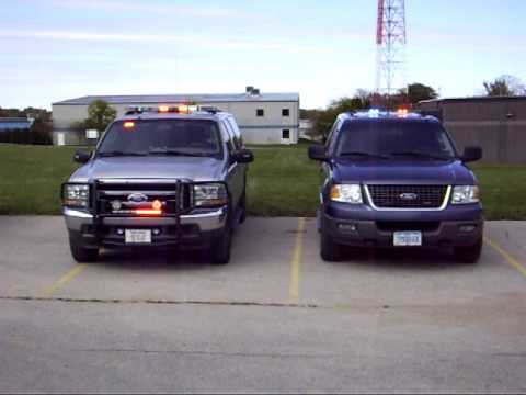2003 Excursion 2004 Expedition Warning Lights Youtube
