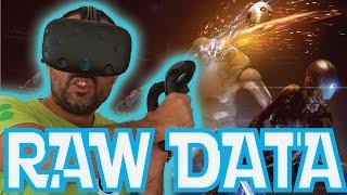 Vídeo Raw Data