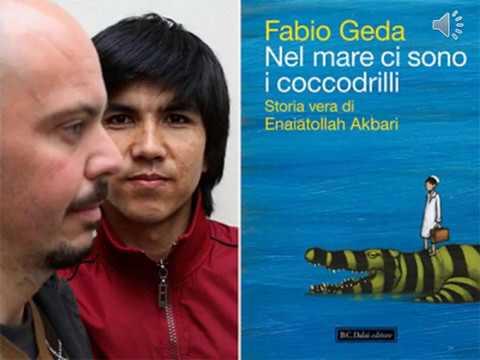 Audiolibro nel mare ci sono coccodrilliL'audiolibr...