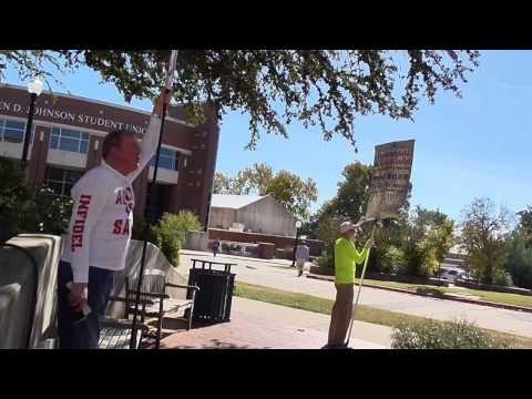 Southeastern Oklahoma State University, Durant, OK 10-31-2016 - Preaching Part 1