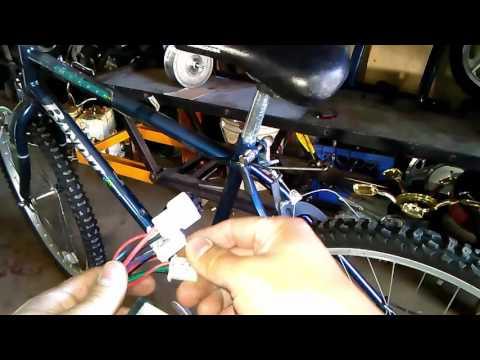 Hướng dẫn độ chế xe đạp điện