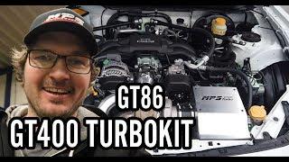 Boost it! - Toyota GT86 mit MPS GT86 GT400 Turbo Stufe 1