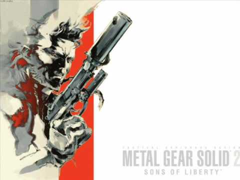 Metal Gear Solid 2 Soundtrack - Plant Sneaking Theme