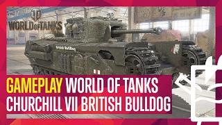 Download Video WORLD OF TANKS   BRITISH BULLDOG Y NOVEDADES   PS4 Pro   LIVE MP3 3GP MP4