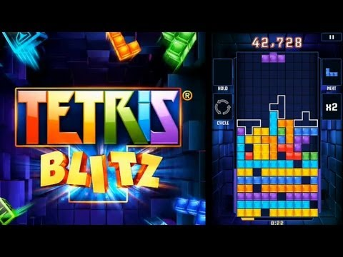 Tetris Blitz App Review