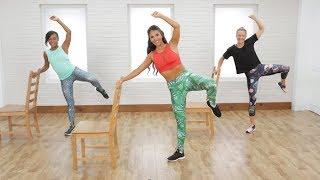 10-Minute Leg-Toning Barre Workout