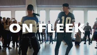 Скачать ON FLEEK Cardi B Dance MattSteffanina Choreography DanceOnFleek