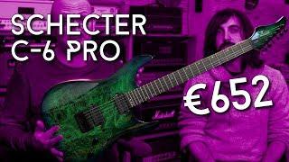High Value Axe! Schecter C-6 Pro Review