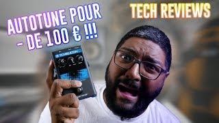 Tech Reviews - TC Helicon Voicetone C1