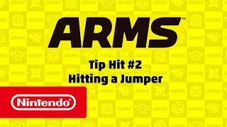 ARMS Tip Hit #2 - Hitting a Jumper (Nintendo Switch)