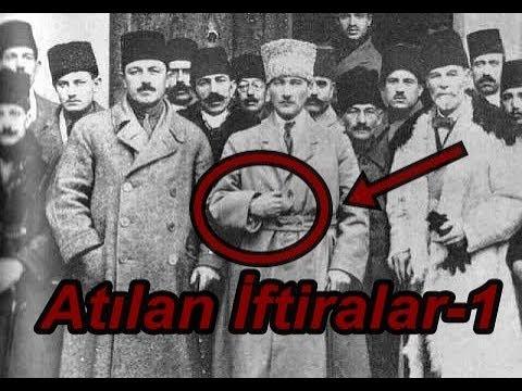 Atatürk'e Atılan İftiralar Bölüm-1 |''MASON DURUŞU MESELESİ''