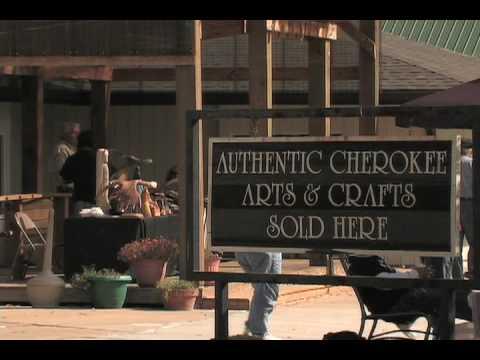 Cherokee Preservation Foundation Video  - Long