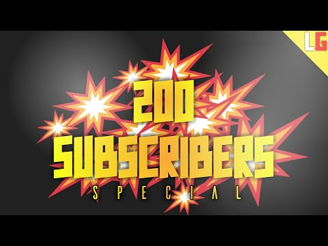 200 subscribes special | thankyou | lonely gamers
