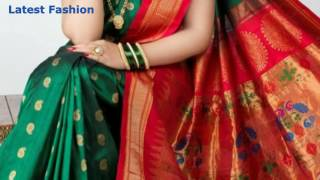 Download Paithani sarees from maharashtra | paithani sarees blouse design Mp3 and Videos