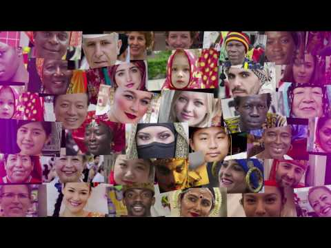 Presentación de la Feria Internacional de las Culturas Amigas 2017
