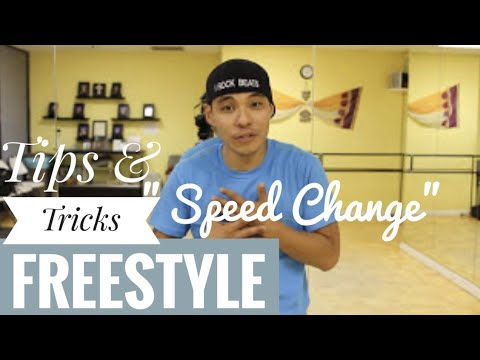 "Freestyle Tips & Tricks #4 | ""Speed Changes and Texture"" (Click & Learn)"