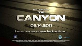 Trackmania 2 Canyon | Educational Video [North America]
