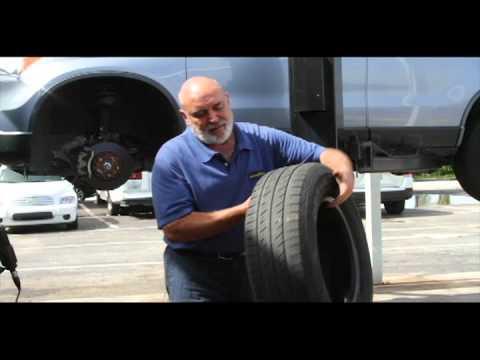 Understanding Tire Wear
