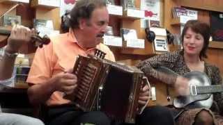 Cajun Music: Savoy Family Band  Port Arthur Blues