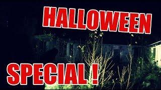 LOSTPLACE : Verfluchtes Halloween Haus im Wald !| ItsMarvin