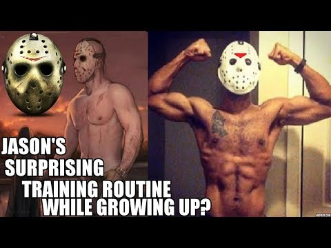 Jason Voorhees SURPRISING TRAINING in Friday the 13th?