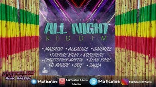 Download All Night Riddim Mix {Chimney Records} [Dancehall] @Maticalise MP3 song and Music Video
