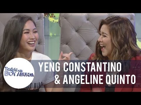 TWBA: Yeng Constantino and Angeline Quinto's friendship