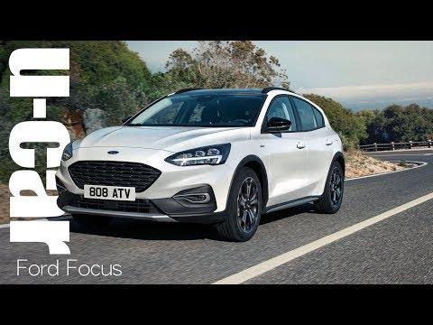 第4代Ford Focus大改款現身 首度加入跨界車型、旋鈕式換檔系統與多項駕駛輔助科技 | U-CAR 新聞特報