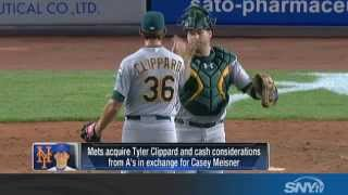 New York Mets trade for Tyler Clippard