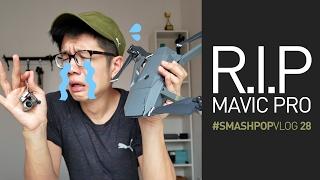 I CRASHED MY MAVIC PRO | smashpop