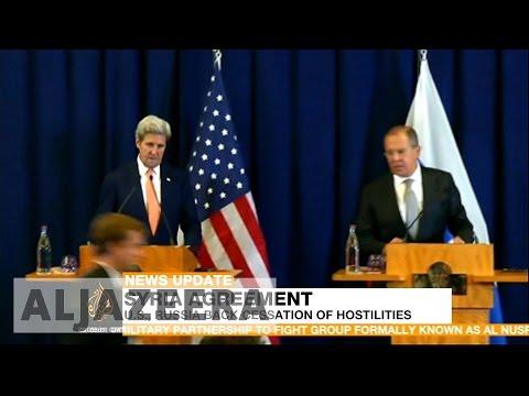 Syria's civil war: New ceasefire begins start of Eid