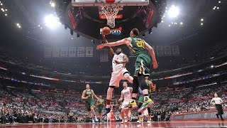 NBA Game Spotlight: Jazz at Clippers Game 5