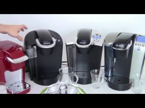 Keurig Coffee Makers Test