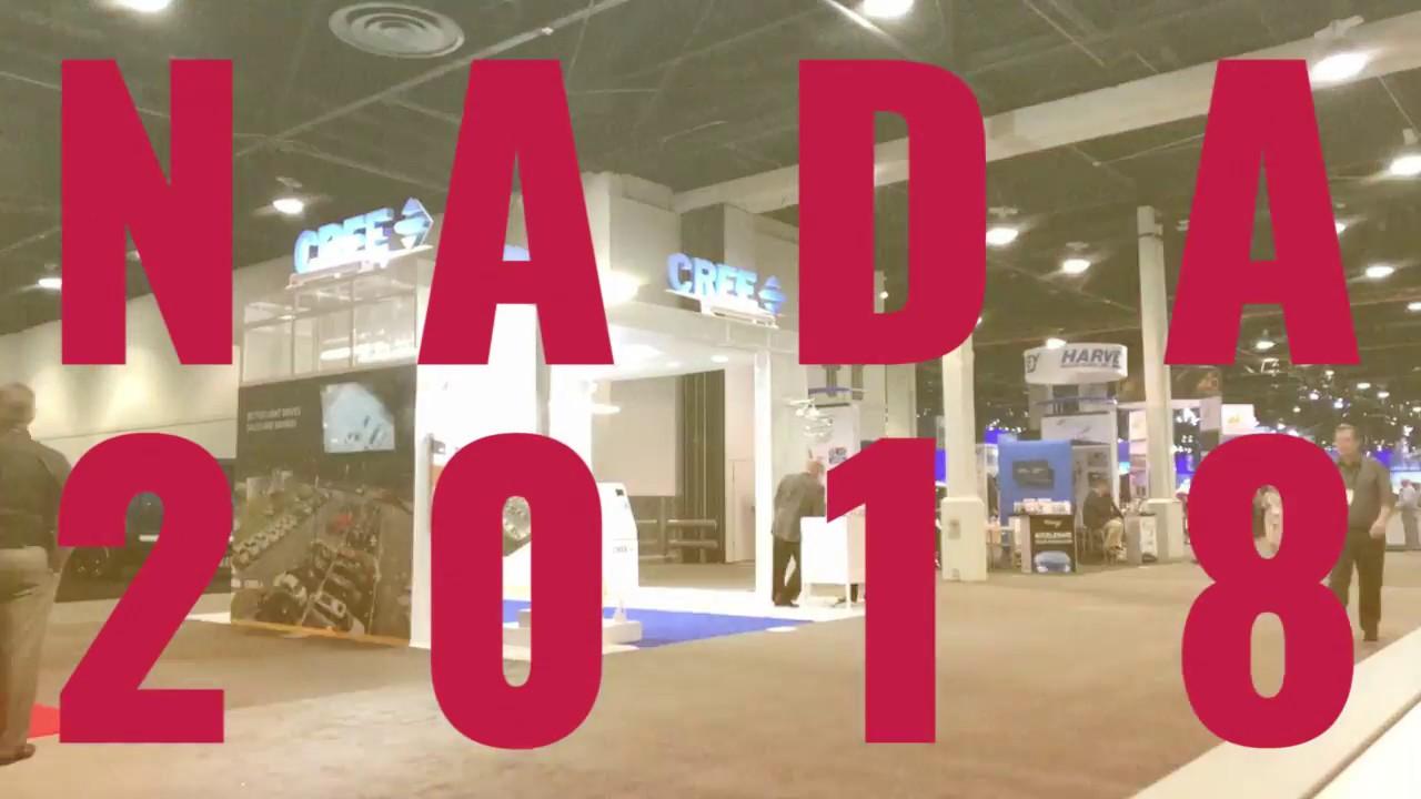 NADA Show 2018 Recap! - YouTube