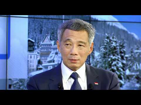 Davos 2012 - Lee Hsien-Loong - The Outlook for East Asia