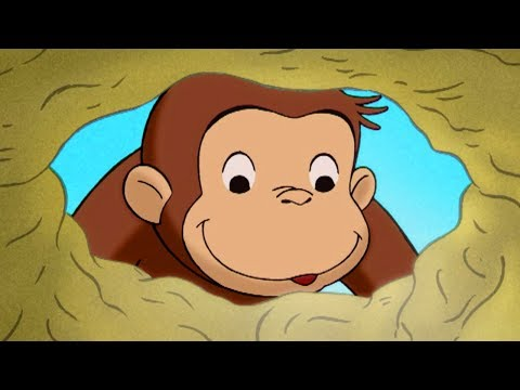 Curious George 🐵Up, Up and Away 🐵 Kids Cartoon 🐵 Kids Movies 🐵Videos for Kids