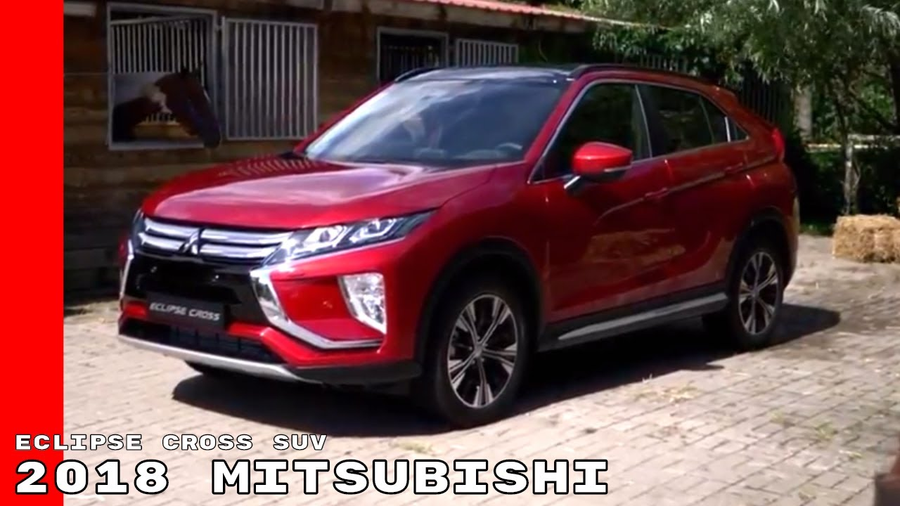 mitsubishi suv 2018 best new cars for 2018. Black Bedroom Furniture Sets. Home Design Ideas