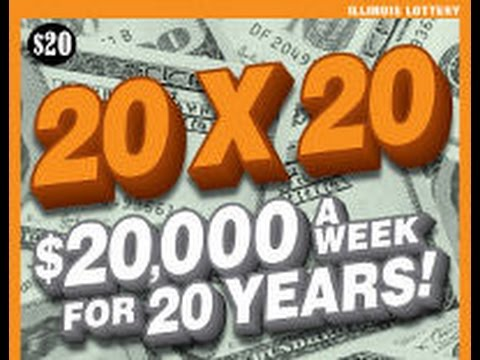 Big Win Illinois Lottery