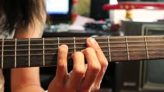 The Carpenters - Yesterday Once More Guitar Chord