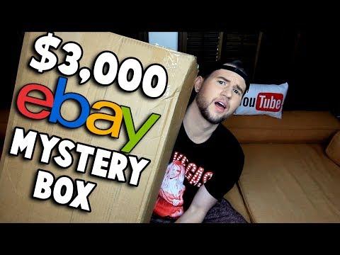 OPENING $3,000 EBAY MYSTERY BOX